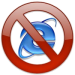 "Just say ""NO"" to Internet Explorer"